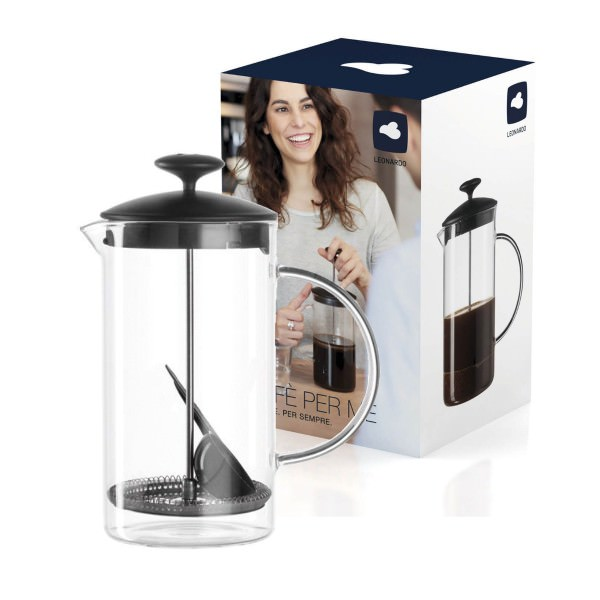 Leonardo 025507 1L Senso Kaffeezubereiter Kaffeebereiter