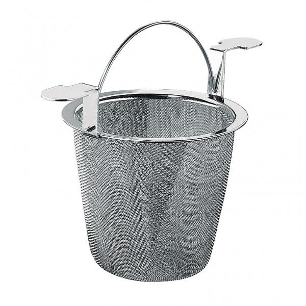 Küchenprofi 1045002800 Teesieb CLASSIC TEA für Kannen, Gläser, Tassen und Becher