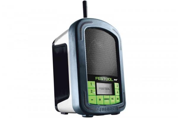 Festool Digitalradio SYSROCK BR 10 DAB 202111 Baustellenradio Hauptbild