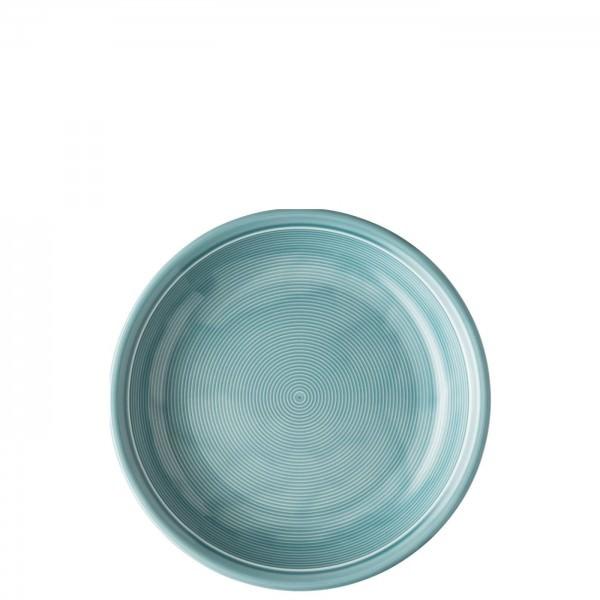 Thomas 22cm Suppenteller Trend Colour Ice Blue Porzellan