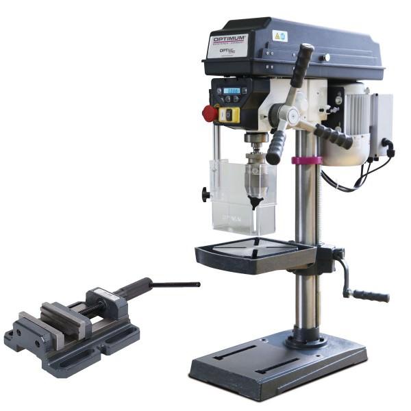 Stürmer OPTIdrill Tischbohrmaschine D 23 Pro-Set 3003020