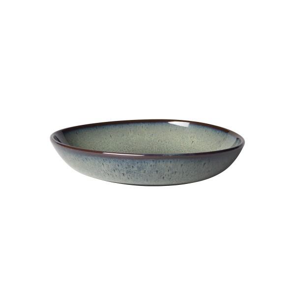 Villeroy & Boch 22cm flache Schale klein Lave gris Steingut