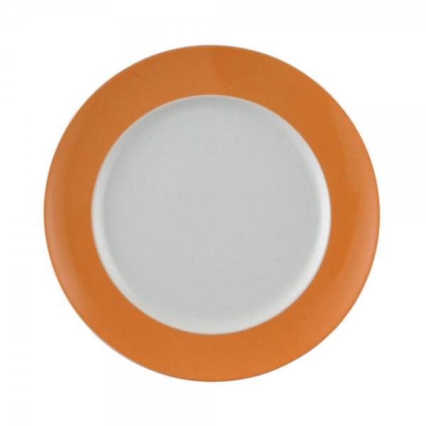 Thomas Speiseteller 27cm Sunny Day Porzellanteller Orange