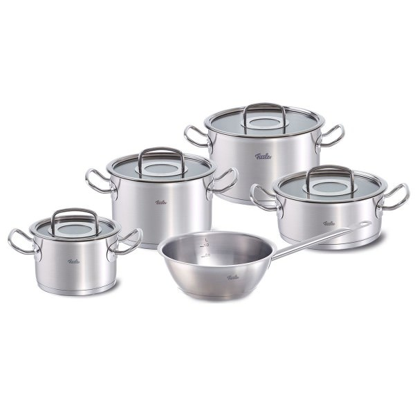 Fissler 084 126 05 00 Original Profi Collection Topfset 5 Tlg
