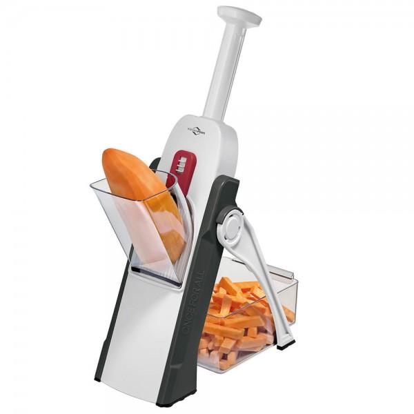 Küchenprofi Süßkartoffelhobel RAPID Kunststoff Klingenstahl