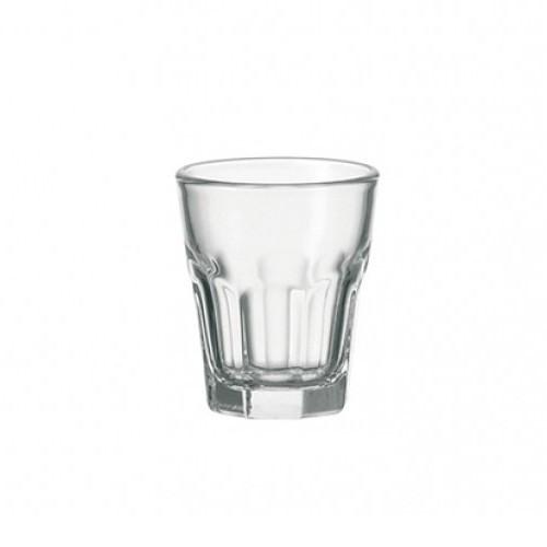 Leonardo 50ml Stamper Glas Rock Saftglas Wasserglas
