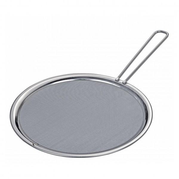 Küchenprofi Spritzschutzsieb Deluxe 33cm Edelstahl feinmaschig