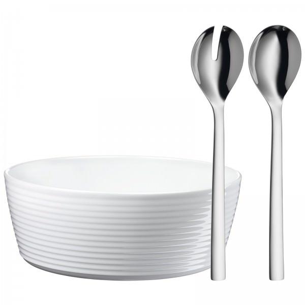 WMF 1293909990 Salat-Set Nuova 3-tlg
