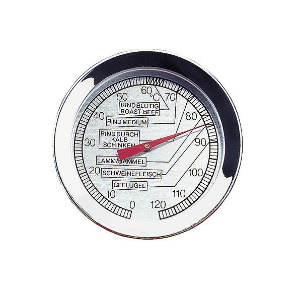 Küchenprofi Bratenthermometer bis 120°C Thermometer Braten in Geschenkverpackung