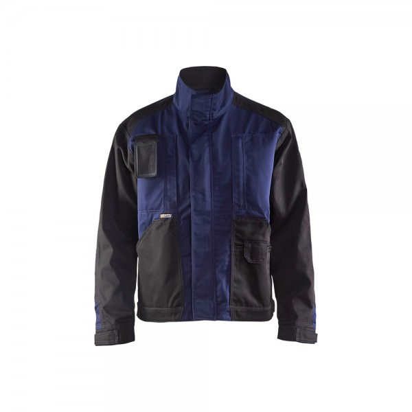 Blakläder 4063 1860 Profiljacke Handwerk Arbeitsjacke Jacke Heimwerker Marineblau Schwarz