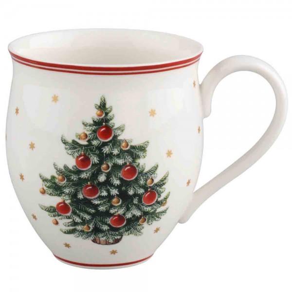 Villeroy & Boch Toy's Delight Kaffeebecher 440ml Weihnachtsbaum