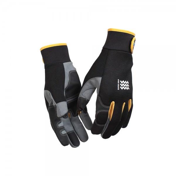 Blakläder Handschuh Handwerk schwarz grau Arbeitshandschuh