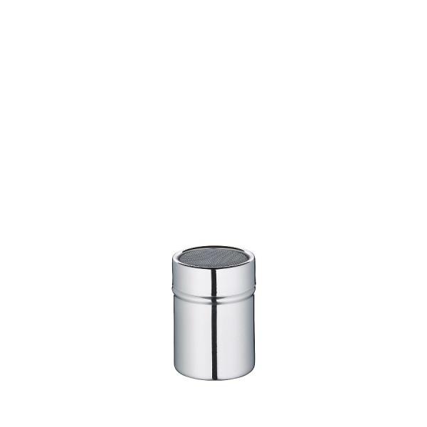 Küchenprofi 6cm Tisch-Netzstreuer Edelstahl spülmaschinenfest mit Aromaschutzhaube