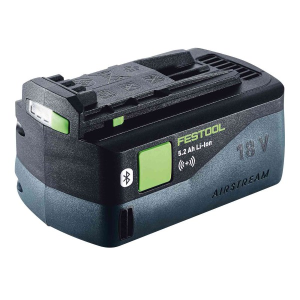 Festool Akkupack BP 18V Li-Ion 5,2Ah ASI 202479 Airstream Bluetooth