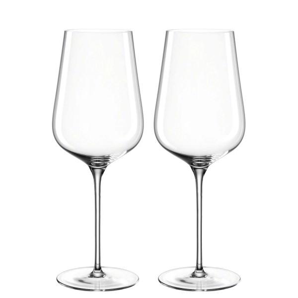 Leonardo 2er Set 580ml Weißweinglas Brunelli Glas TEQTON 66421. Hauptbild.