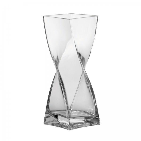 Leonardo 014103 Vase Swirl Blumenvase Tischvase Dekovase