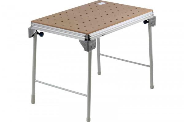 Festool Multifunktionstisch MFT/3 Basic Tisch 500608 mit Lochplatte und Klappbeinen