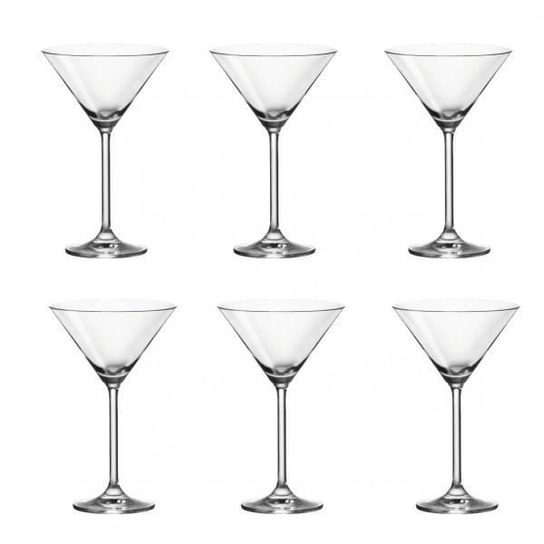 Leonardo 063320 6er Set Daily 270ml Martiniglas Cocktailglas