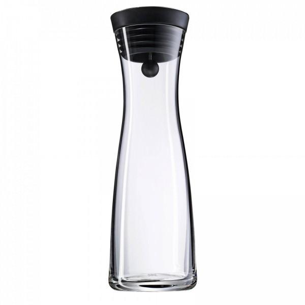 WMF 1L Basic Wasserkaraffe Glas Silikon