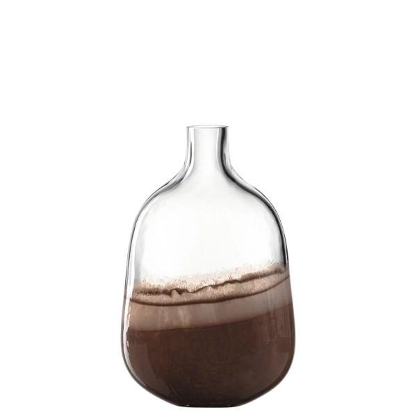 Leonardo Vase 33cm Casolare Braun 041670 Uebersicht