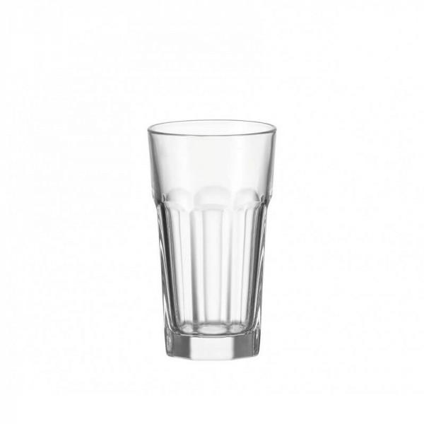 Leonardo Glas 340ml Longdrink Becher Rock Saftglas Wasserglas