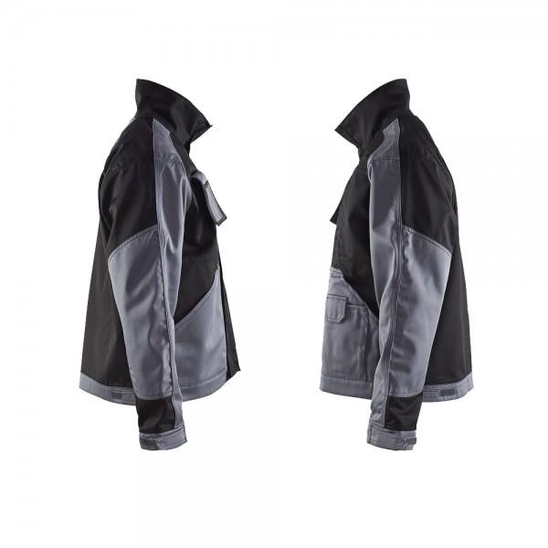 schwarz Allwetterjacke Blakläder Workwear 4952 Softshell Jacke Light  Gr.L
