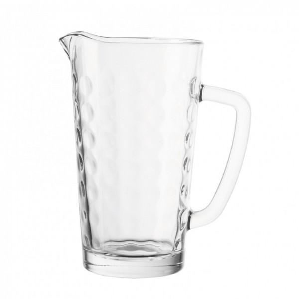 Leonardo 043375 Krug 1l Ciao Optic Karaffe Wasserkrug Saftkrug