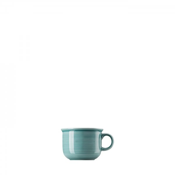 Thomas 8cm 180ml Kaffee Obertasse Trend Colour Ice Blue Porzellan