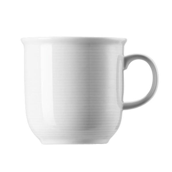 Thomas Trend Kaffeetasse weiß Teetasse Porzellan Becher