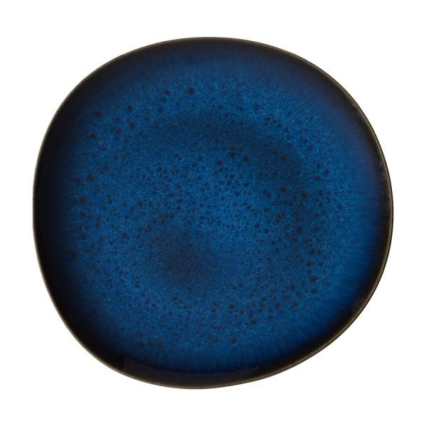 Villeroy & Boch 28cm Speiseteller Lave bleu Steingut