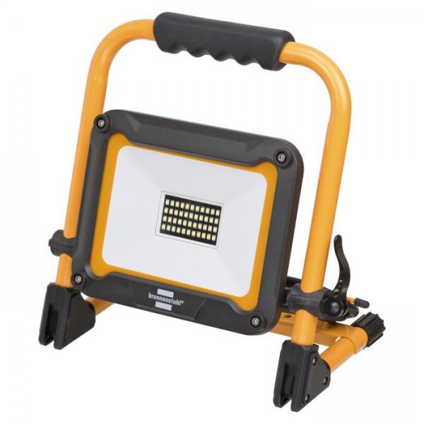 Mobiler LED Strahler JARO mit 3m Kabellänge und Schnellspannverschluss