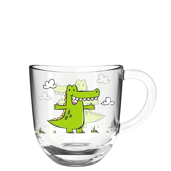 Leonardo Tasse 280ml Krokodil BAMBINI 022900