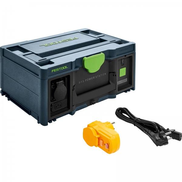 Festool SYS-PowerStation SYS-PST 1500 Watt Li-ion HP 205721 Baustromverteiler
