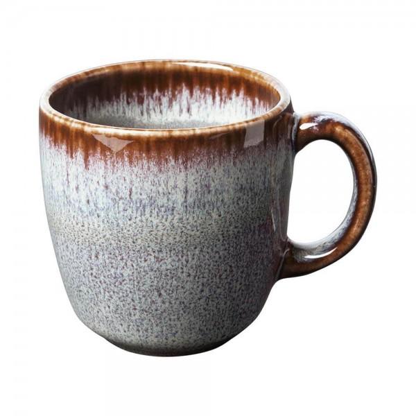 Villeroy und Boch 190 ml Kaffeetasse Lave beige Steingut. Hauptbild.