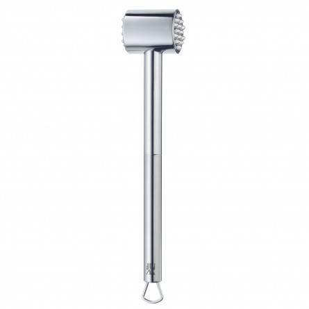 WMF 1872946030 Fleischhammer 25cm Profi Plus Fleischklopfer Cromargan Edelstahl Rostfrei