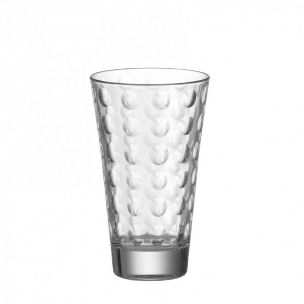 Leonardo 012684 Wasserglas groß Ciao Optic 300ml Long Drink