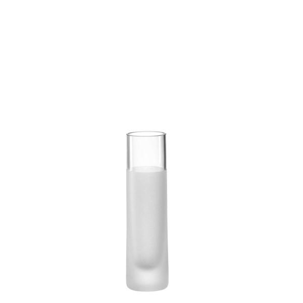 Leonardo 16cm Vase Novara satiniert