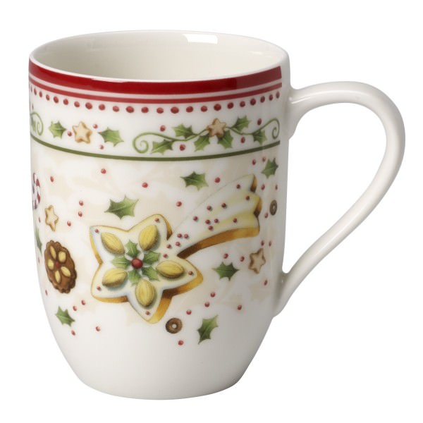 Villeroy & Boch Winter Bakery Delight Kaffeebecher 340ml Sternschnuppe