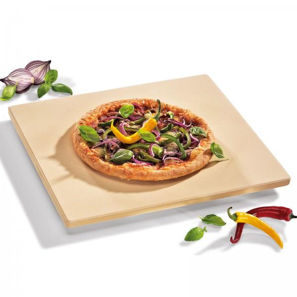 Küchenprofi 41cm Pizzastein PROFI BBQ feuerfestes Cordierit 1086150040