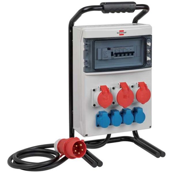 Tragbarer Stromverteiler BSV 4/32 FS IP44