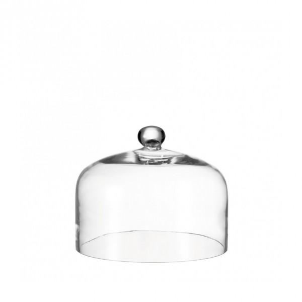 Leonardo 042619 Glocke mit Knopf 29x22cm Cupola