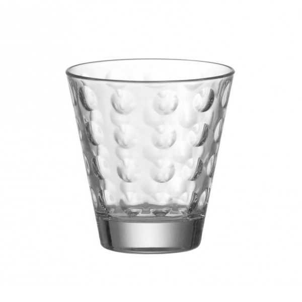 Leonardo Becher klein Ciao Optic Saftglas Wasserglas