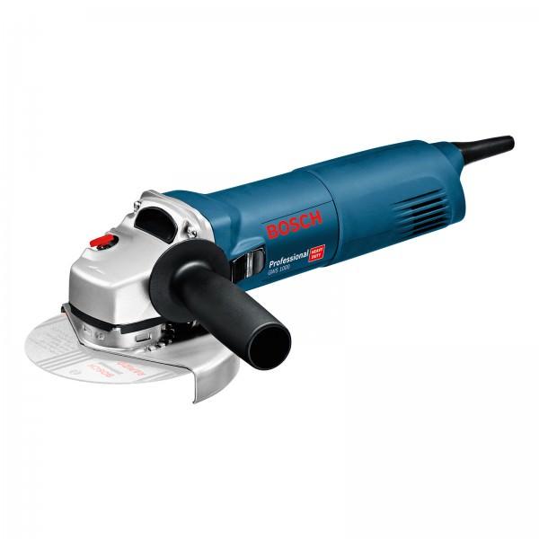 Bosch Professional Einhandwinkelschleifer GWS 1000 125mm 1000W