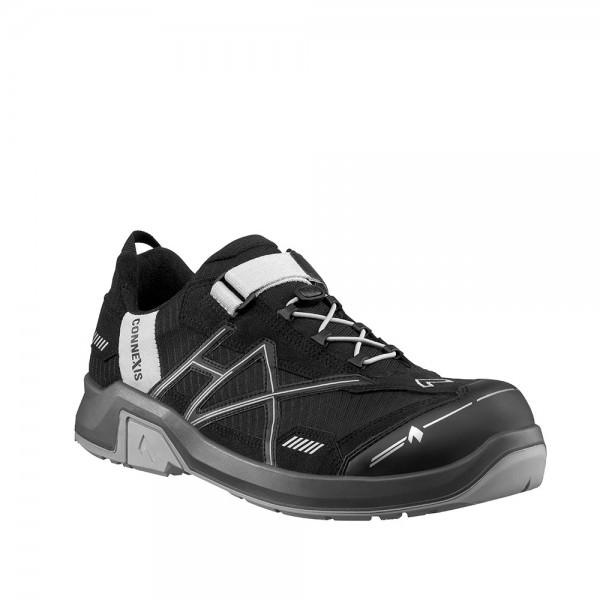 Haix 41-46 CONNEXIS Safety Sicherheitsschuh T S1P low black-silver Größenauswahl