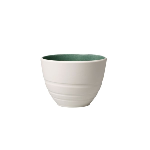 Villeroy & Boch Tasse it's my match 450 ml Becher Grün Leaf