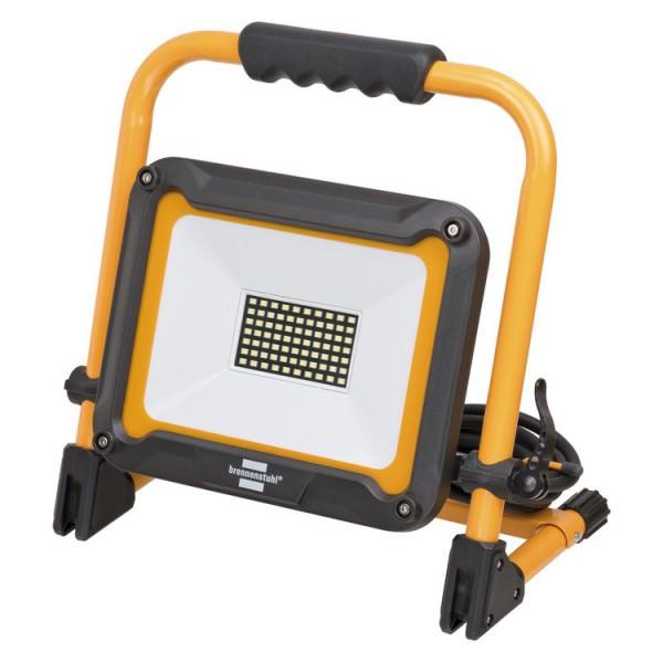 Mobiler LED Strahler JARO mit 5m Kabellänge und Schnellspannverschluss