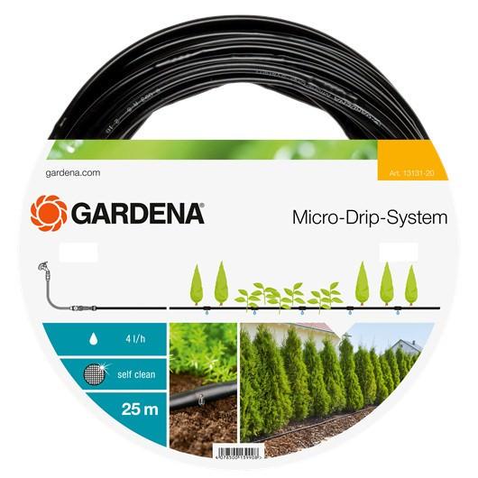 """Gardena 13131-20 Erweiterung Tropfrohr für Pflanzreihen oberirdisch 13 mm (1/2"""")"""