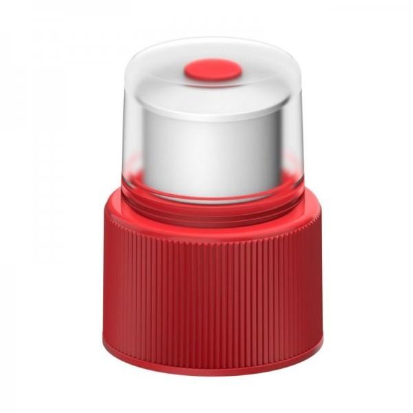 Emil die Flasche Trink Caps Rot