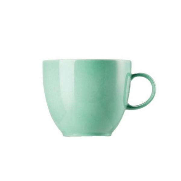 Thomas Kaffee-Obertasse Sunny Day 0,2l Tee-Obertasse Porzellan Baltic Green