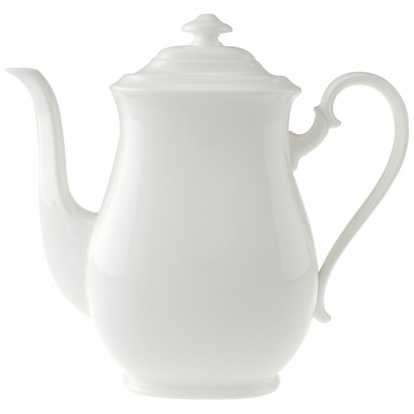Villeroy Boch 1044120070 Royal Kaffeekanne Porzellan 6 Personen